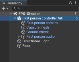 Deleting a Main Camera in the Hierarchy