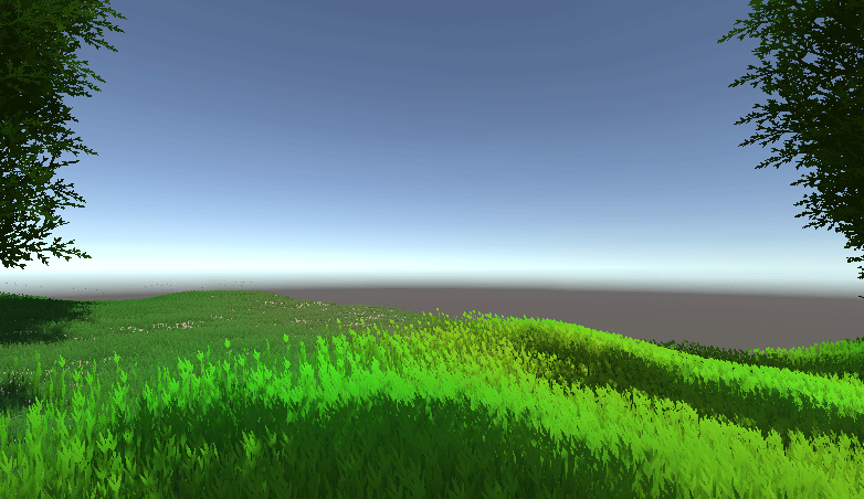 The default Skybox in Unity